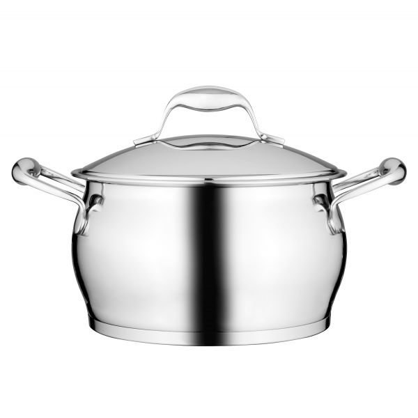Covered steamer 20 cm - Essentials