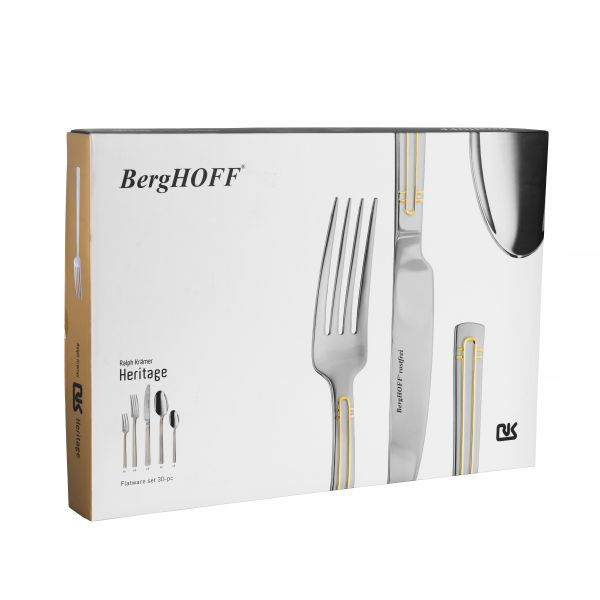 30 piece flatware set Heritage - Essentials