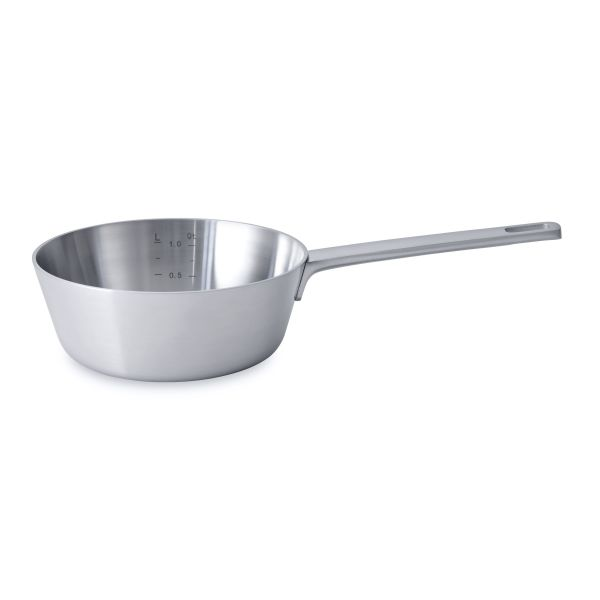 Conical saucepan 5-ply 18 cm - Ron
