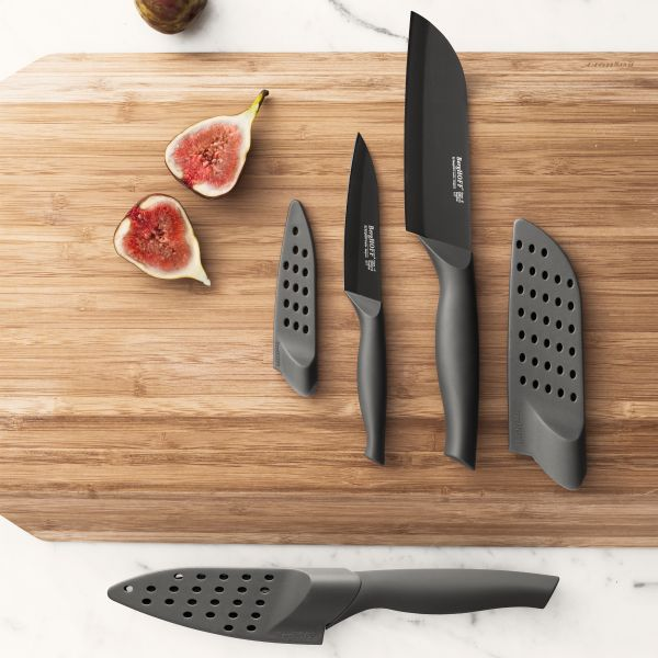 Santoku mes met coating 14 cm - Essentials