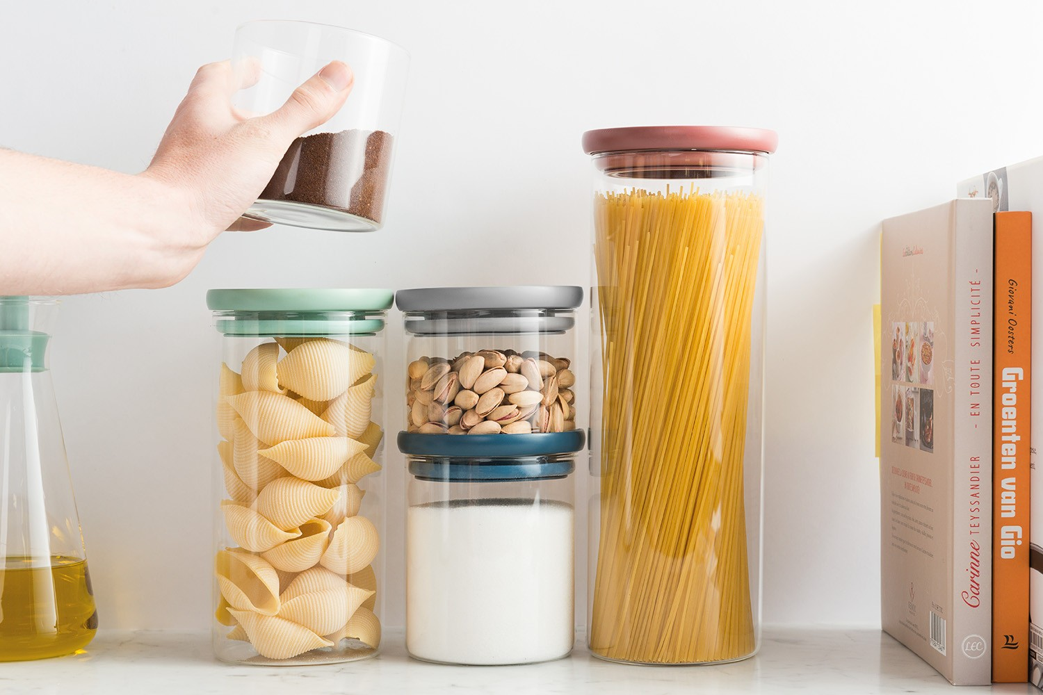 6 clever ways to organise your pantry