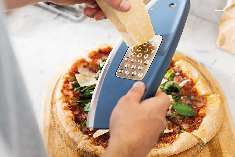 Pizza auf die italienische Weise